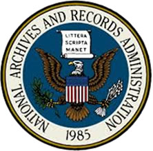 National Archives Records Administration (NARA)